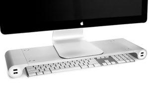 Space Bar Desk Organiser