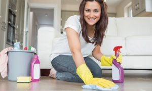 Three-Hour Cleaning Or Ironing