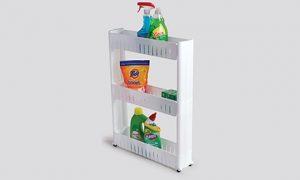 Three-Tier Storage Cart