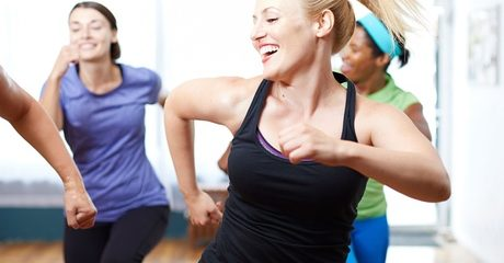 Zumba or Aerobic Class Package