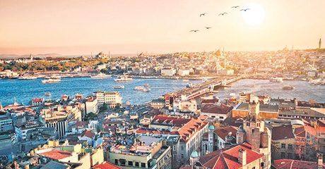 ✈ Istanbul: 3