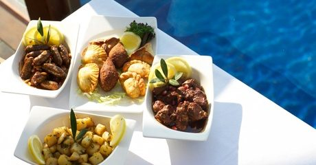 5*Lunch Set Menu for Two