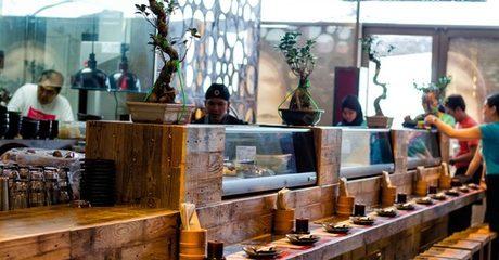 Chef's Tasting Menu at Atisuto