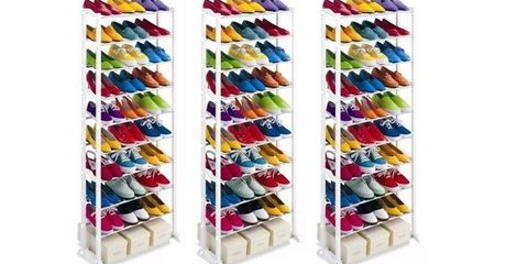China Unicom Shoe Organiser