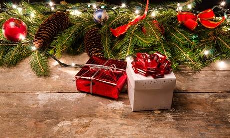 Christmas Set Menu with Beverage at WTC
