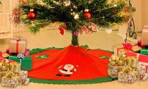 Christmas Tree Skirt Decoration