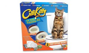 Citty Kitty Toilet Training Kit