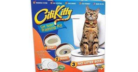 Citty Kitty Toilet Training Kit