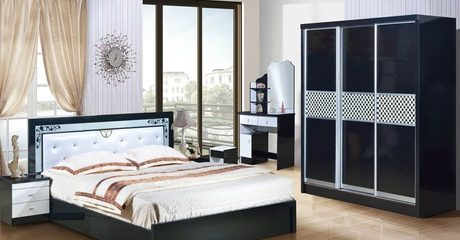 Five-Piece Bedroom Furniture Sets