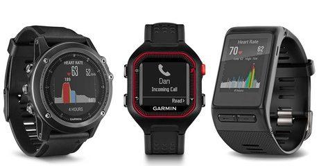 Garmin GPS Touchscreen Smartwatch