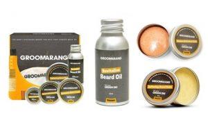 Groomarang Facial Shaving Set