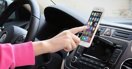 Magnetic Smartphone Mount