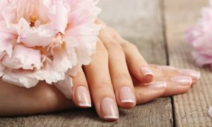 Nails can get a fresh look with up to three sessions of a file