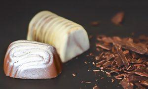 Milk and White Chocolates