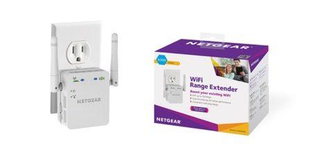 N300 WiFi Range Extender