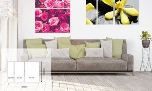 Personalised Canvas Wall Print