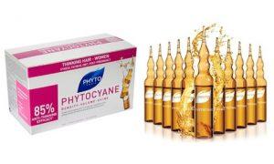 Phytocyane Hair Treatment box