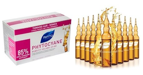 Phytocyane Hair Treatment box