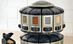 Professional Spice Carousel