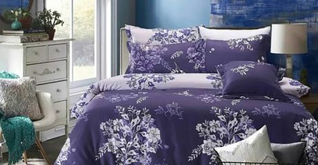 Six-Piece Comforter Set