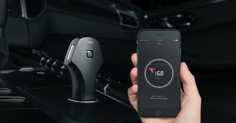 Smart Car Charger and Finder