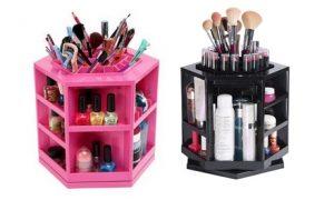Spinning Cosmetics Organiser