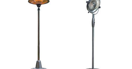 Standing Halogen Heater