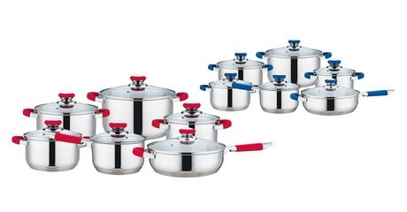 Wilson 12-Piece Cookware Set