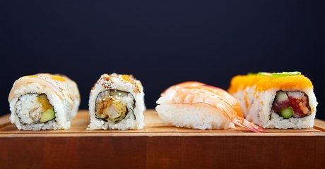 All-You-Can-Eat Sushi