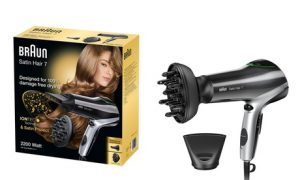 Braun Satin Iontec Hair Dryer