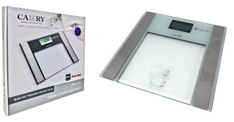 Camry Body Fat Analyzer Scale