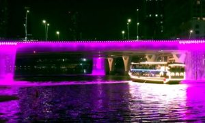Dubai Water Canal Cruise: Child (AED 99) or Adult (From AED 129)