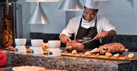 Festive Brunch at The Kempinski Palm Jumeirah