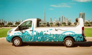 Four-Hour Open Van Dubai Tour