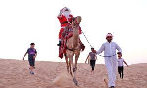 Half Day Christmas and NYE Desert Safari: Child AED 129