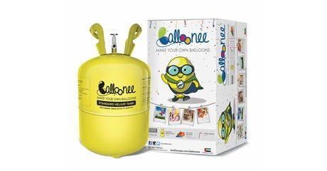 Helium Balloons Party Kit