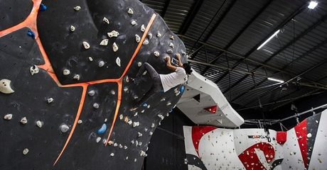 Indoor Rock Climbing Experience