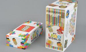 Lego 25 Books Set