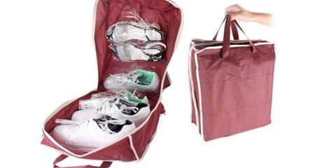 Shoe Tote Bag