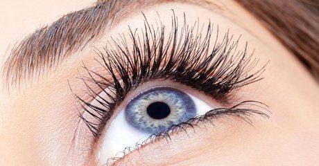 Standard Eyelash Extensions