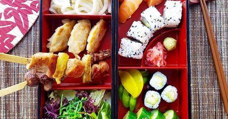 Sushi or Bento
