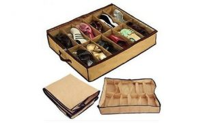 Under-Bed Shoe Organisers