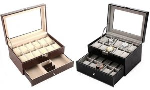 Watch and Jewellery Case