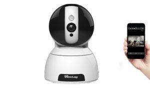 Wireless HD Rotating IP Camera