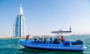 90-Minute Jumeirah Palm Tour: Child AED 109