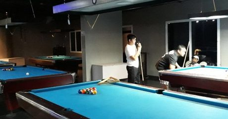 AED 40 Toward Gaming or Billiards