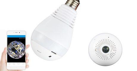 Bulb IP Camera