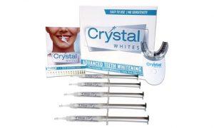 Crystal Whites Teeth Whitening Kit
