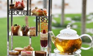 Delicious Afternoon Tea