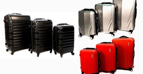 Discovery Three-Piece Luggage